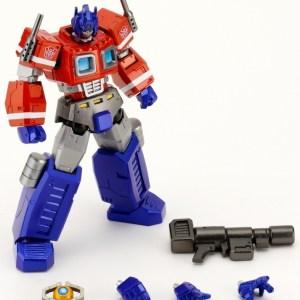 Transformers G-1 Optimus Prime Revoltech Kayodo