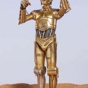 Star Wars C3-PO 1/6 Deluxe Action Figure Sideshow