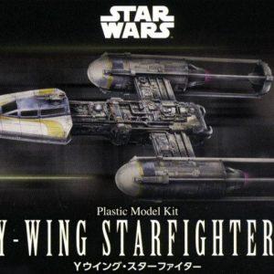 Star Wars Y-Wing Fighter 1/144 Kit BANDAI