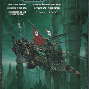 Warhammer 40K Dark Eldar Ravanger Game Workshop