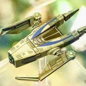 Star Wars IG-2000 de X-Wing Jogo de Miniaturas