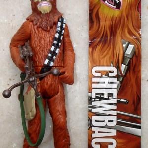 Star Wars Action Figure Chewbacca Comic Pack Hasbro