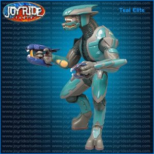 Halo-2 Teal Elite Joy Ride