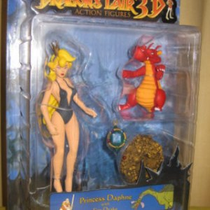 Dragon's Lair – Princess Daphane Action Figure