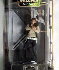 Star Wars Epic Force Han Solo Hasbro