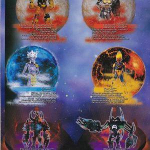 Shadow Raiders Blokk Carded Action Figure Trendmasters