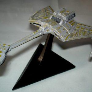 Star Trek klingon Cruiser Movie Resin Model