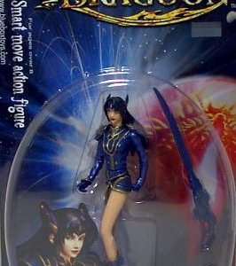 Legend of the Dragoon Rose Action Figure