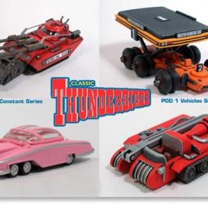 Thunderbirds Mecha Set 1/144 POD-1 Takara