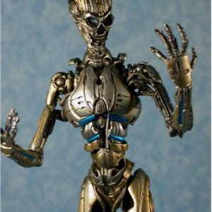 Terminator T-X Tetrix Endoesqueleton Action Figure Mc Farlane Toys