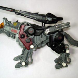 ZOIDS Shadow Wolf Model Kit Tomy