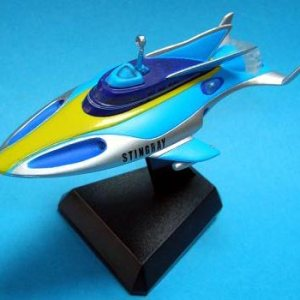 Stingray Model Konami