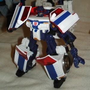Transformers Cybertron Cybertron Red Alert Hasbro