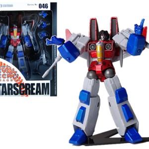 Transformers G-1 Starscream Revoltech Kayodo