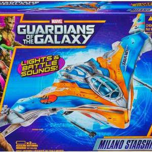 Guardiões da Galaxia – Nave Milano Hasbro
