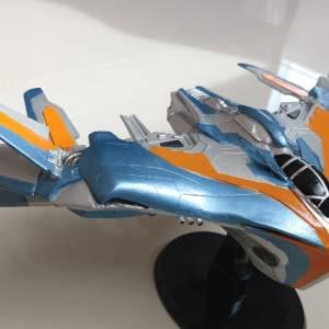 Guardiões da Galaxia – Nave Milano Resin Model