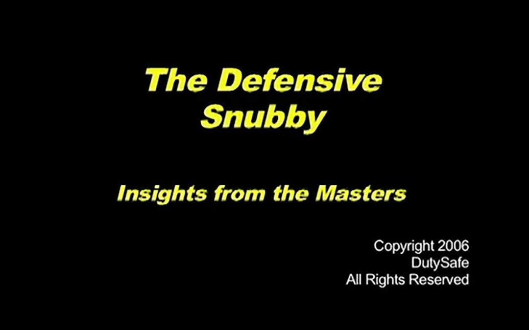 Snubby Summit Videos are now availible!