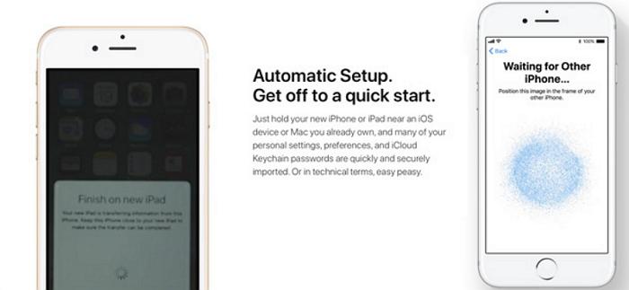 [LÖSUNG] : Schnellstart funktioniert nicht unter iOS 11/12/13. Erfahren Sie, wie Sie das Problem beheben können