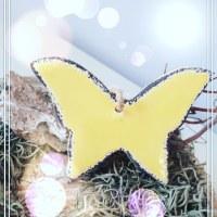 """Deko Anhänger """"Schmetterling"""""""