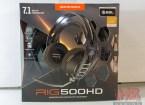Plantronics RIG 500HD