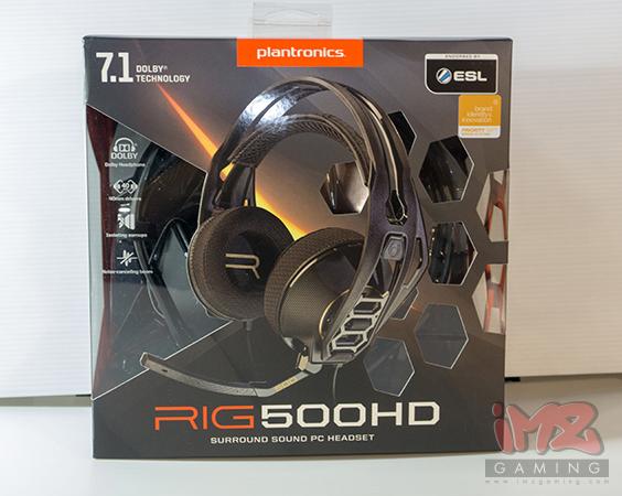 Plantronics RIG 500HD  Gaming Headset หูฟัง Dolby 7.1 ที่โคตรดีย์!!