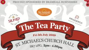 Big Bramhall Tea Party 2019