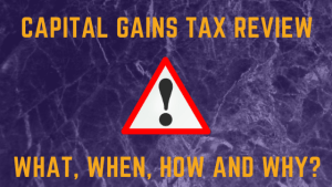 Capital Gains Tax Review 2020
