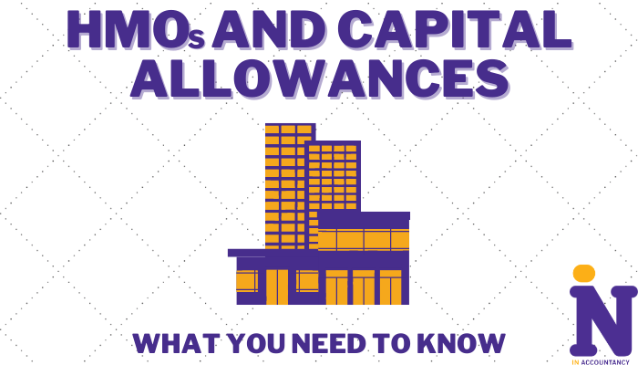 HMOs and capital allowances article design