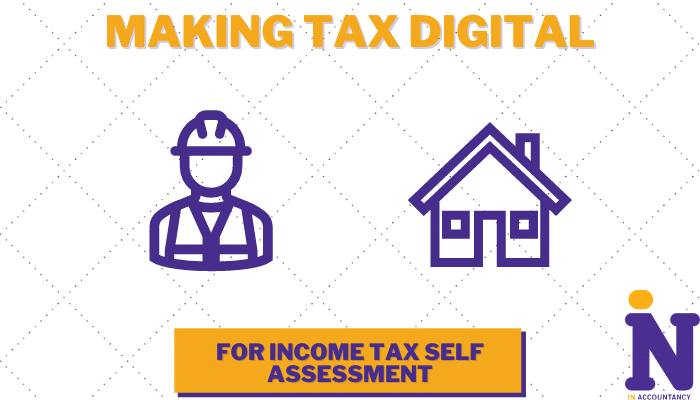 Making Tax Digital for Income Tax
