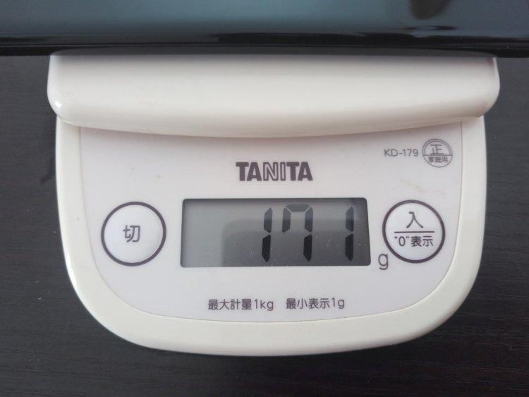 Elephone U pro 重量