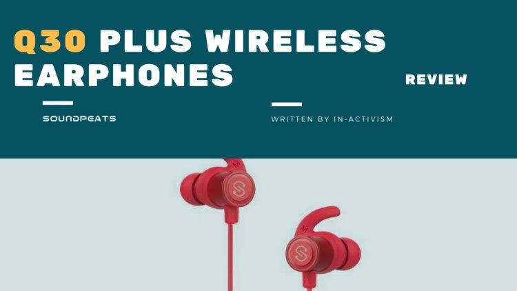 SoundPEATS(サウンドピーツ) Q30 Plus Bluetooth イヤホン 実機レビュー・評価・感想|ハイコスパは本物?!