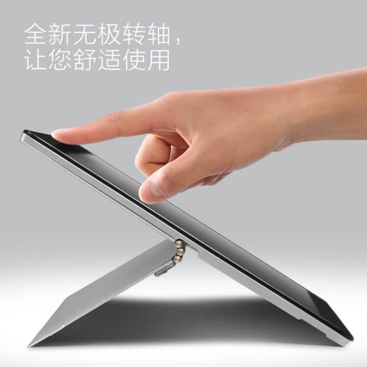 VOYO i8 Max 4G Phabletのキックスタンド