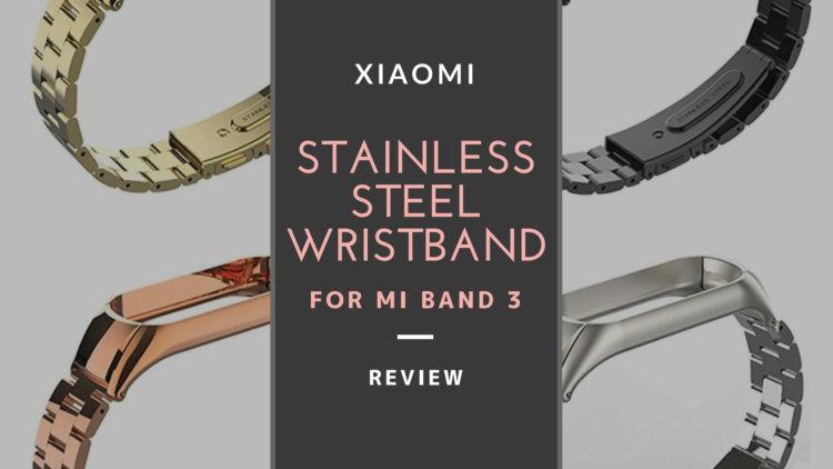 Mi Band 3 交換用リストバンド/ ストラップ レビュー|安価なスマートバンドに高級感や個性をアップ