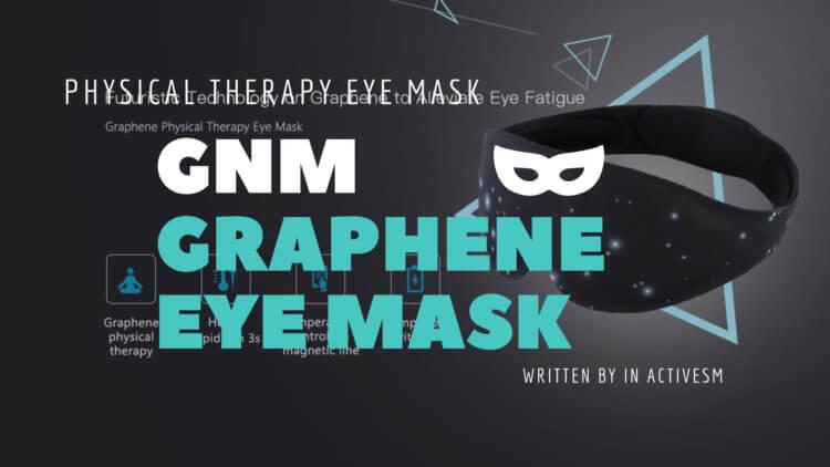 Graphene Times ホットアイマスク レビュー・評価・感想|目を酷使しすぎの現代人やデスクワーカーにおすすめの癒しアイテム