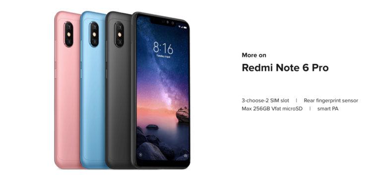 Xiaomi Redmi Note 6 Pro実機レビュー