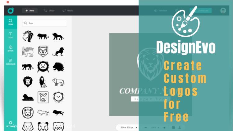 無料ロゴメーカーDesignEvo徹底解説|サイト運営者におすすめのデザインツール