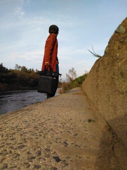 Large Shoulder Messenger Bag for DSLR Camera Photography トートバッグ