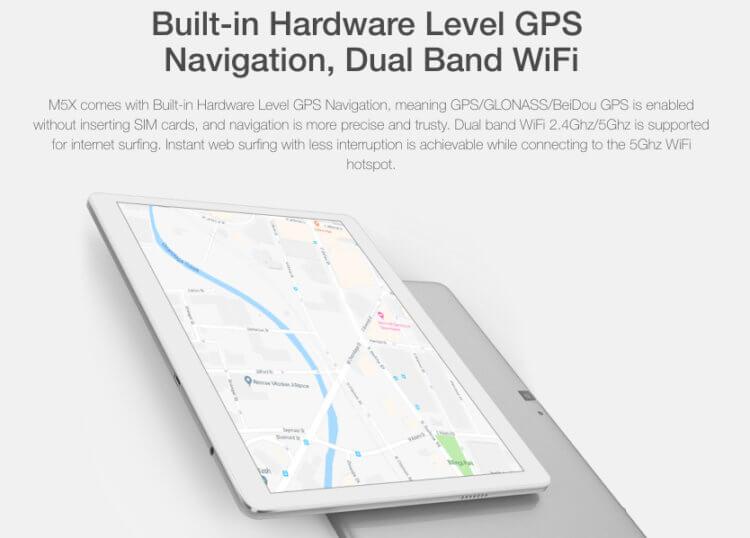 ハードウェア内臓GPS搭載