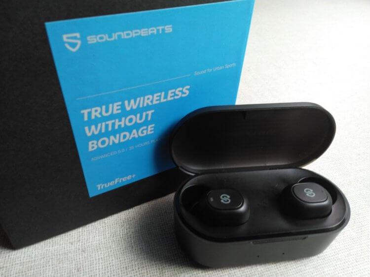 SoundPEATS(サウンドピーツ) TrueFree+ Bluetooth イヤホン 総評