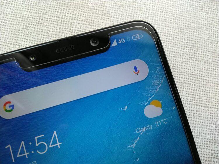 Xiaomi Pocophone F1 電波テスト