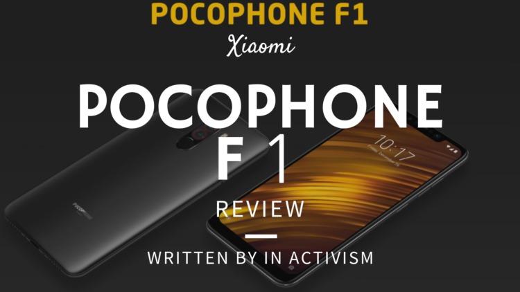 Xiaomi Pocophone F1 実機レビュー Antutuスコア29万点超え?!フラッグシップキラーモデル