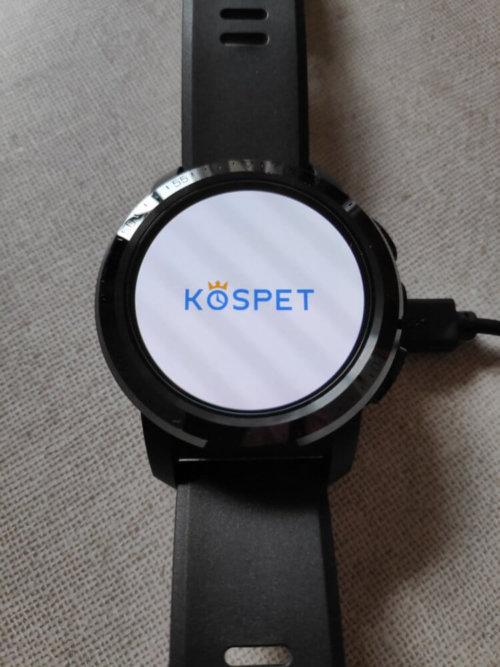 Kospet Optimus Pro起動時