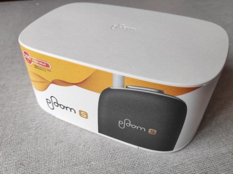 Ploom S 化粧箱・パッケージ