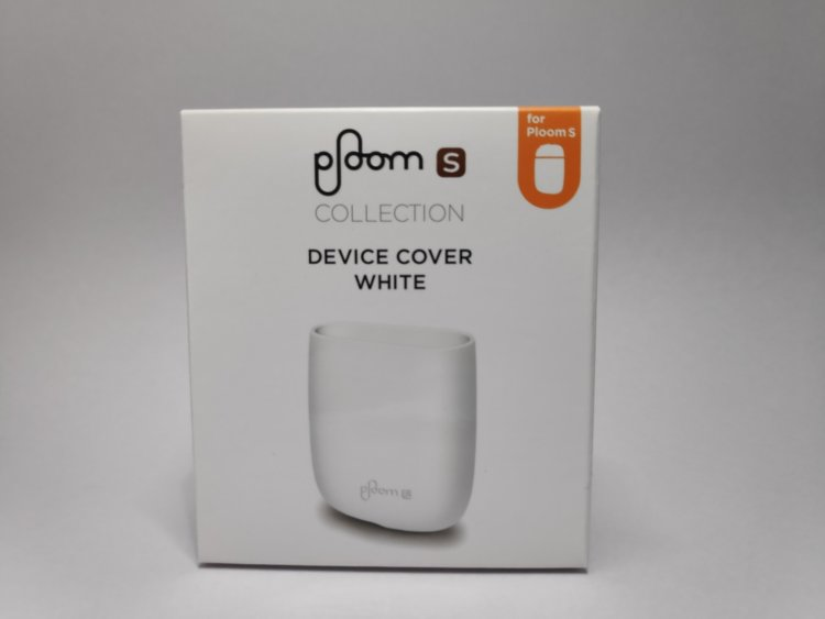 Ploom S DEVICE COVER / プルーム・エス・デバイスカバー