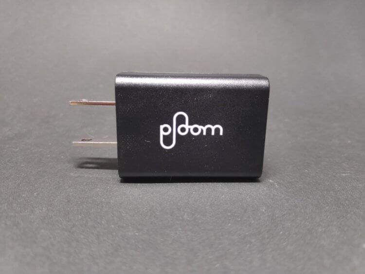 Ploom TECH 1.5のACアダプター