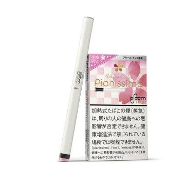 Pianissimo Sakura Cooler for Ploom TECH 【限定フレーバー】ピアニッシモ・さくら・クーラー・プルーム・テック専用