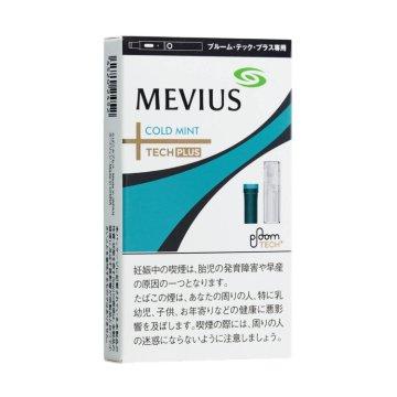 MEVIUS COLD MINT for Ploom TECH+ メビウス・コールド・ミント・フォー・プルーム・テック・プラス外観