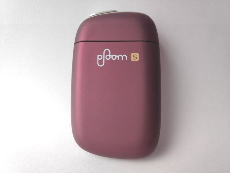 Ploom S RED RUBY / プルーム・エス レッドルビー
