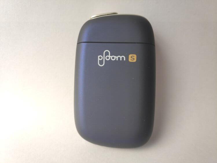 Ploom S BLUE SAPPHIRE / プルーム・エス ブルーサファイア