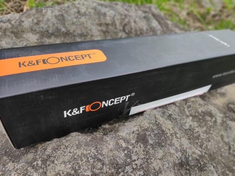 K&F Concept ライトスタンド KF34.009 実機レビュー・評価・感想